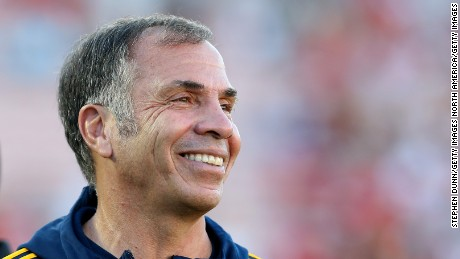 Bruce Arena will return to the head coach role of the USMNT after taking charge from 1998-2006