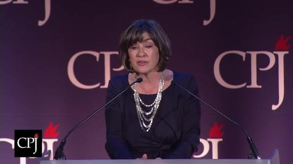christiane amanpour freedom press burton benjamin award full speech_00080106.jpg