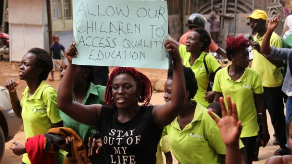 Uganda's High Court ruled the 63 Bridge International Academies provided unsanitary learning conditions, used unqualified teachers and were not properly licensed. However, many parents have protested and rejected the decision to close its doors.
