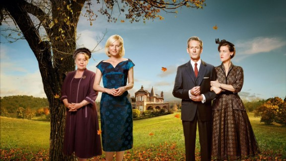 """""""A Place to Call Home"""" Season 4: The addictive Aussie period drama revolves around a woman returning to Australia after World War II. (Acorn TV)"""