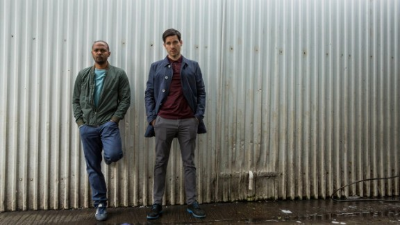 """""""The Level"""" : A detective finds herself in grave danger in this U.K. series starring Noel Clarke and Robert James-Collier. (Acorn TV)"""
