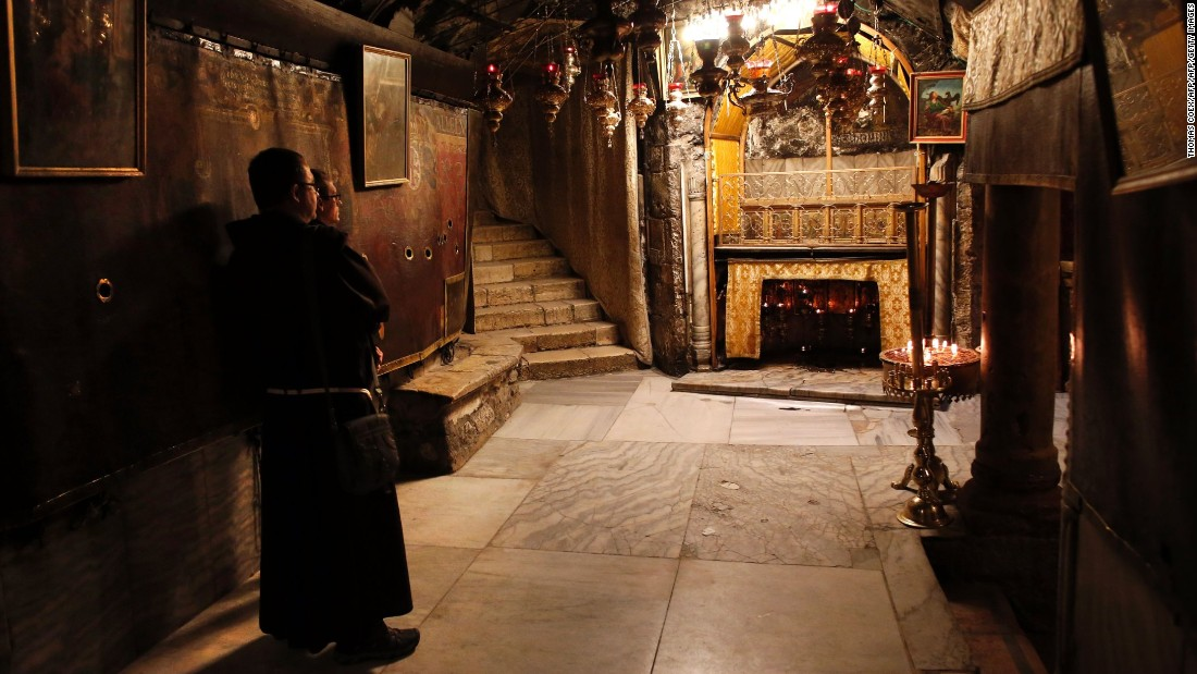 Believed to be the birthplace of Jesus Christ, the Church of the Nativity, in Bethlehem, attracts tens of thousands of devout believers each year.