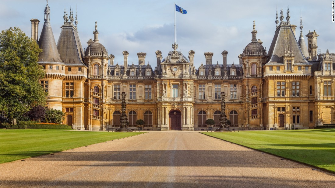 Inside The Opulent Homes Of Britains Aristocrats