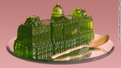 Harrods Jelly by Bompas & Parr
