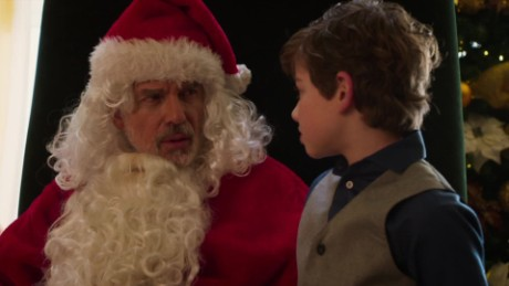 Movie Pass Bad Santa 2 Cnn Video