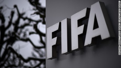 FIFA is acting in a discriminatory fashion in relation to its transfer rules regarding minors, according to a young African footballer.