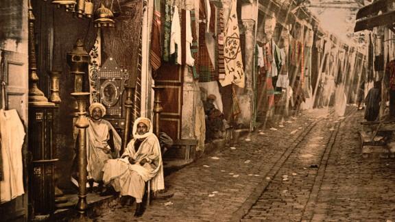 tunisia - Souc-el-Trouk, Tunis, Tunisia