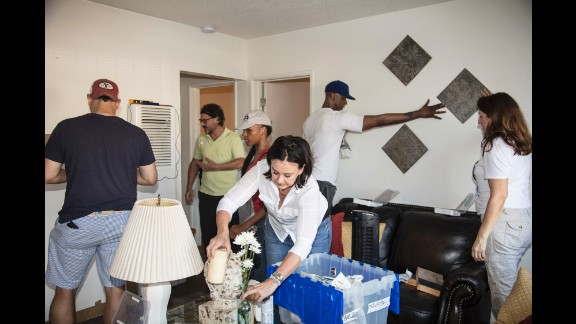 Former foster youth are referred to A Sense of Home from agencies throughout the Los Angeles area.