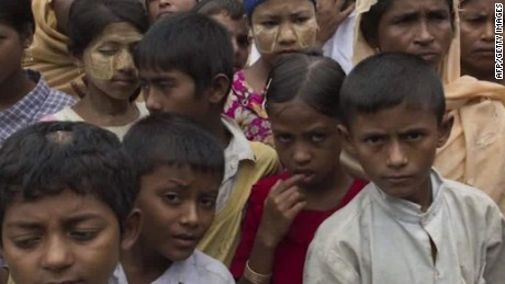 UNHCR speaks to CNN about Rohingya Muslims in Myanmar