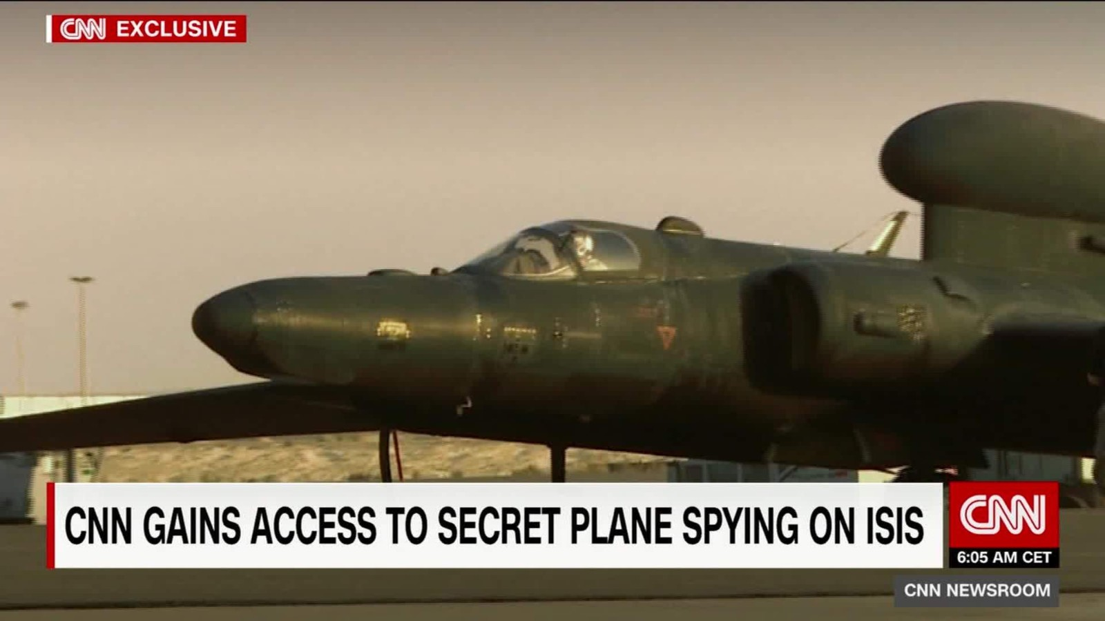 The U-2 spy plane still deserves a lot of respect (Opinion