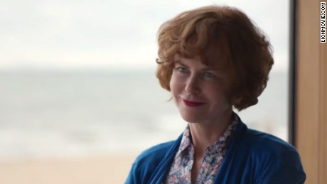 "Nicole Kidman stars with Dev Patel in ""Lion."""