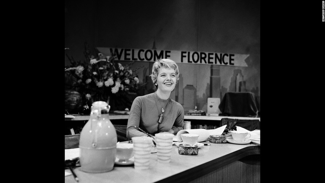 "Henderson was a part of the ""Today"" show cast in 1959-60."