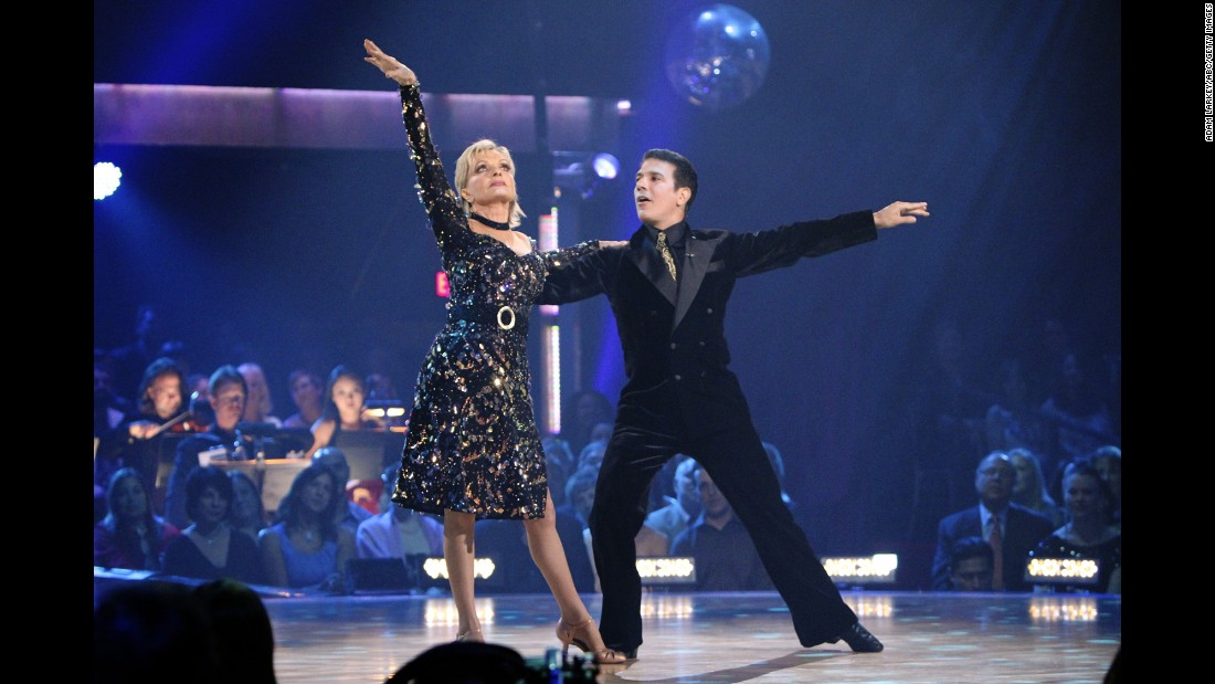 "Henderson was a contestant on ""Dancing With the Stars"" in 2010."