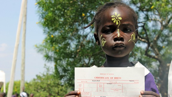 """Globally, an estimated <a href=""""https://www.unicef.org/protection/57929_58010.html"""" target=""""_blank"""" target=""""_blank"""">230 million children</a> under five are not registered. Plan International has run global<a href=""""https://plan-international.org/birth-registration"""" target=""""_blank"""" target=""""_blank""""> birth registration campaigns</a> to help register about 40 million children since 2005, according to the organization."""
