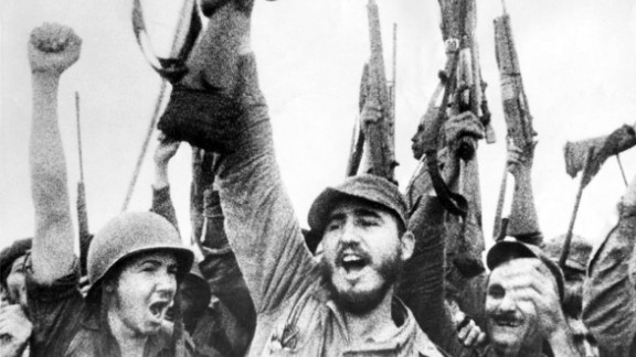 The primary leader of the Cuban Revolution, Castro left his mark on the Cold War era.