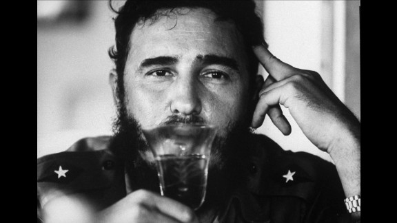 Castro in July 1964.