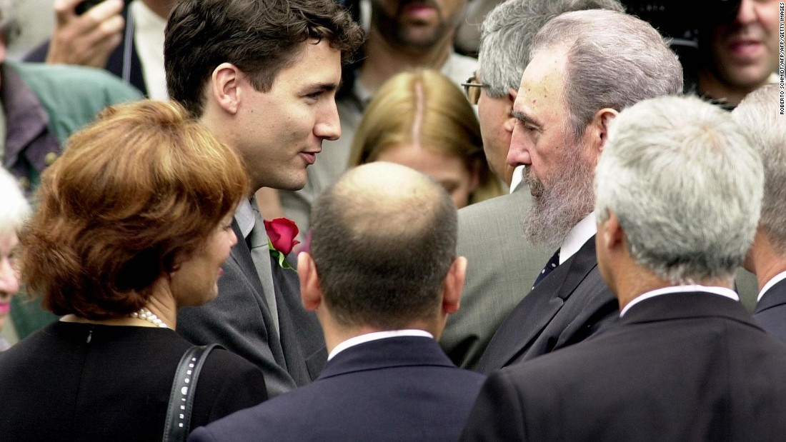 a look at the life and works of pierre trudeau We investigated those damning rumours about fidel castro being justin trudeau's real dad  the life of pierre elliot trudeau: 1968-2000:  fidel castro and justin trudeau basically look the.