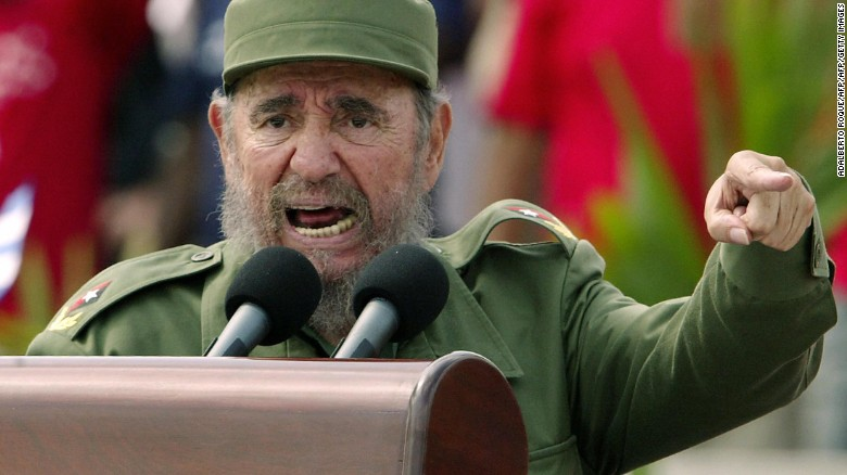 Fidel Castro has died aged 90