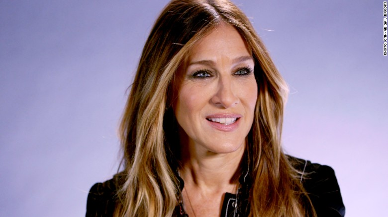 Sarah Jessica Parker talks 'Divorce'