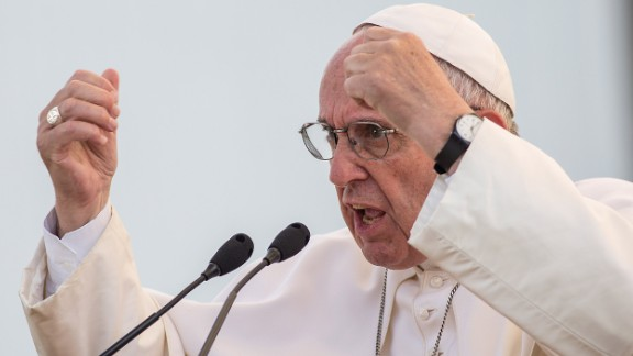 Pope Francis is refusing to engage with critics, even after they went public with their concerns.
