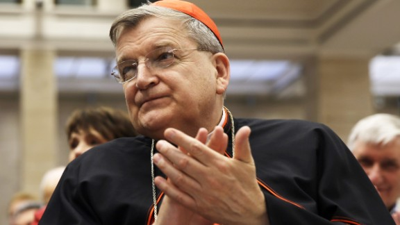 Cardinal Raymond Burke is threatening a reprimand of the Pope in the dispute.