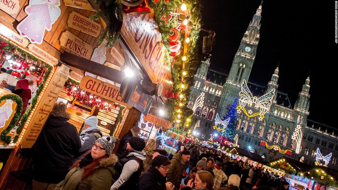 17 best Christmas markets around the world   CNN Travel