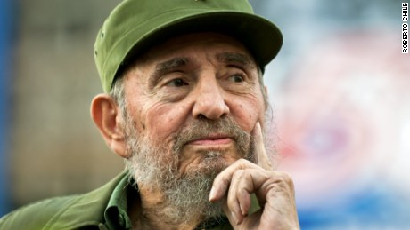 What Fidel Castro funeral RSVPs say about the world