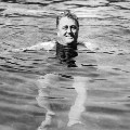 Presidents exercise Franklin D. Roosevelt swimming