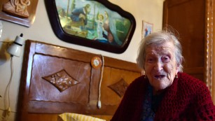 Emma Morano came from a lineage of long-living women but partially attributed her long life to a diet of of raw eggs.