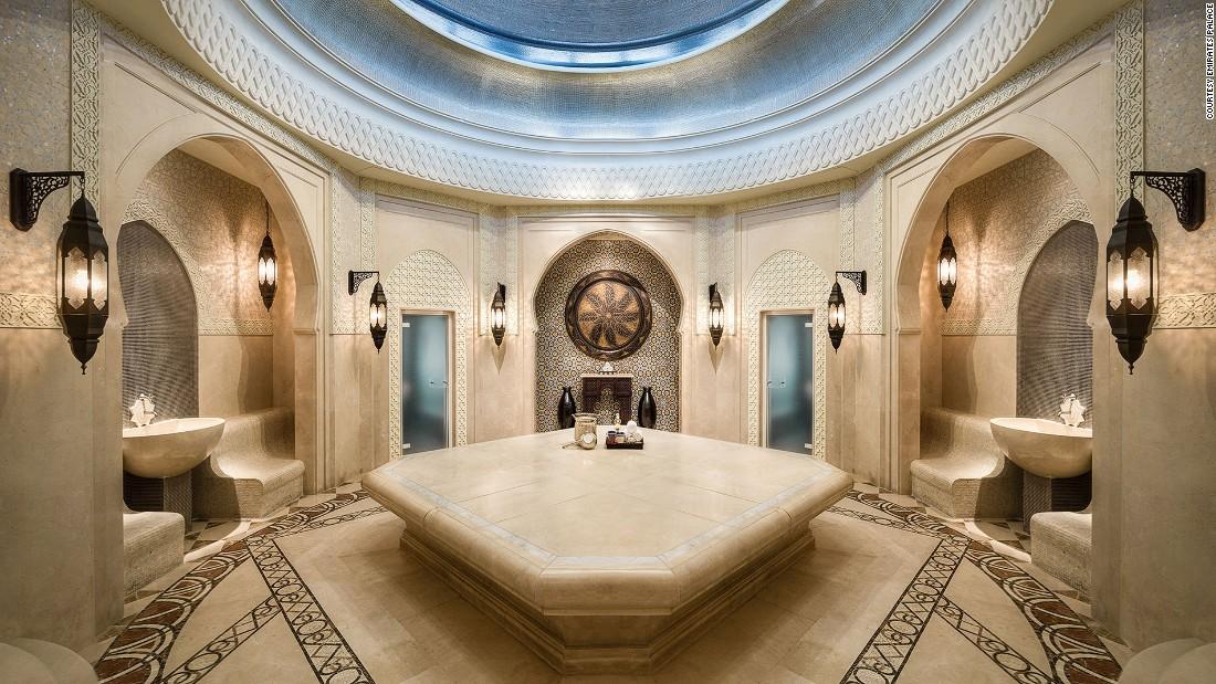 10 of the best spas in abu dhabi cnn travel