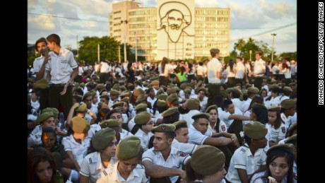 Does socialism have a future? Cubans are hitting the polls