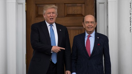 Democratic senators seek more scrutiny of commerce secretary's finances
