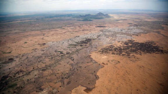 Sudan's temperature is expected to rise significantly between 1.1 °C and 3.1 °C by 2060. As a result of increased temperatures and rainfall which has become erratic and inconsistent, much of Sudan has become increasingly unsuitable for agriculture -- due to either floods, or severe droughts.