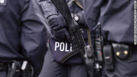 German police arrest 3 ISIS militant suspects
