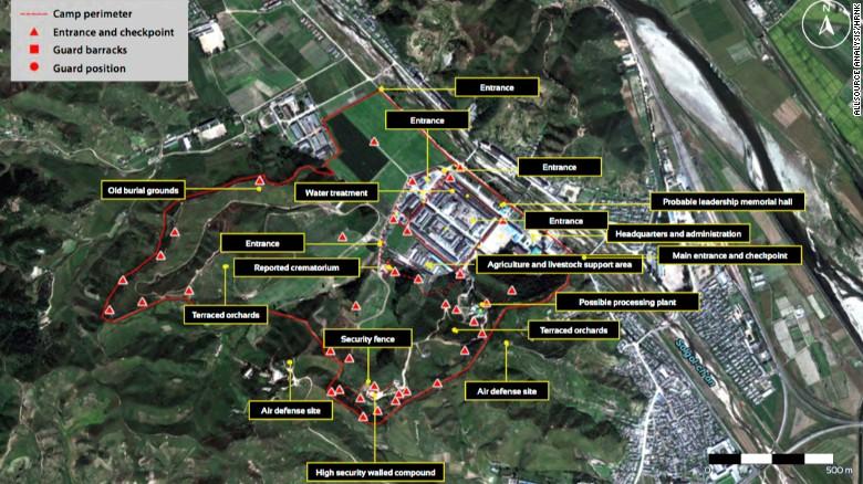 concentration camps korean North