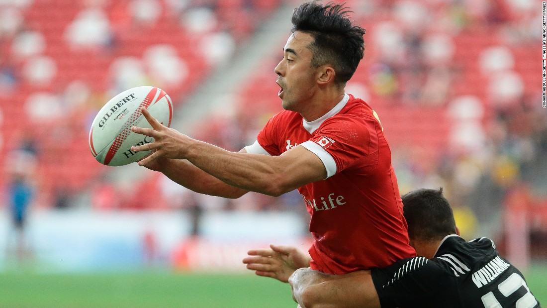 After failing to qualify for the Olympics, Canada has turned to former Samoa coach McGrath. Points machine Nathan Hirayama (above) will again be a key player.