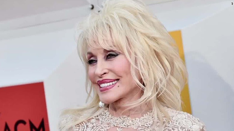 Dolly Parton helps wildfire victims