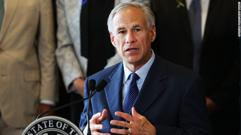 The governor of Texas doesn't seem to know what 'herd immunity' actually is