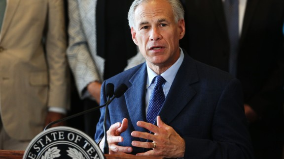 """Texas Governor Greg Abbott has been a proponent of new rules, slated to take effect December 9, that would require health care facilities to bury or cremate fetal remains.  """"I believe it is imperative to establish higher standards that reflect our respect for the sanctity of life,"""" Abbott said in fundraising email."""