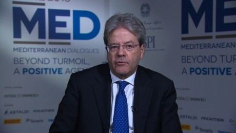 Italy FM: Vote about more than just referendum