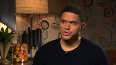 Trevor Noah on growing up under apartheid