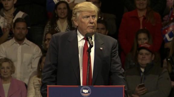 Donald Trump Cincinnati