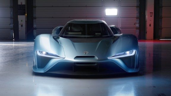 The Chinese electric car maker and Formula E team set a new electric car lap record at the Nurburgring with its NIO EP9 hypercar in November and is set to launch a mass market car in 2017. The EV will take some of its design cues from the NIO EP9, the company says, but it will only be available in China initially.