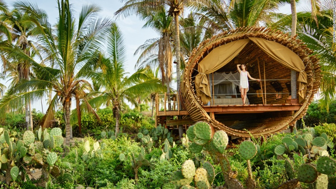 Genial Is The Treehouse The Pinnacle Of Sustainable Living?   CNN Style