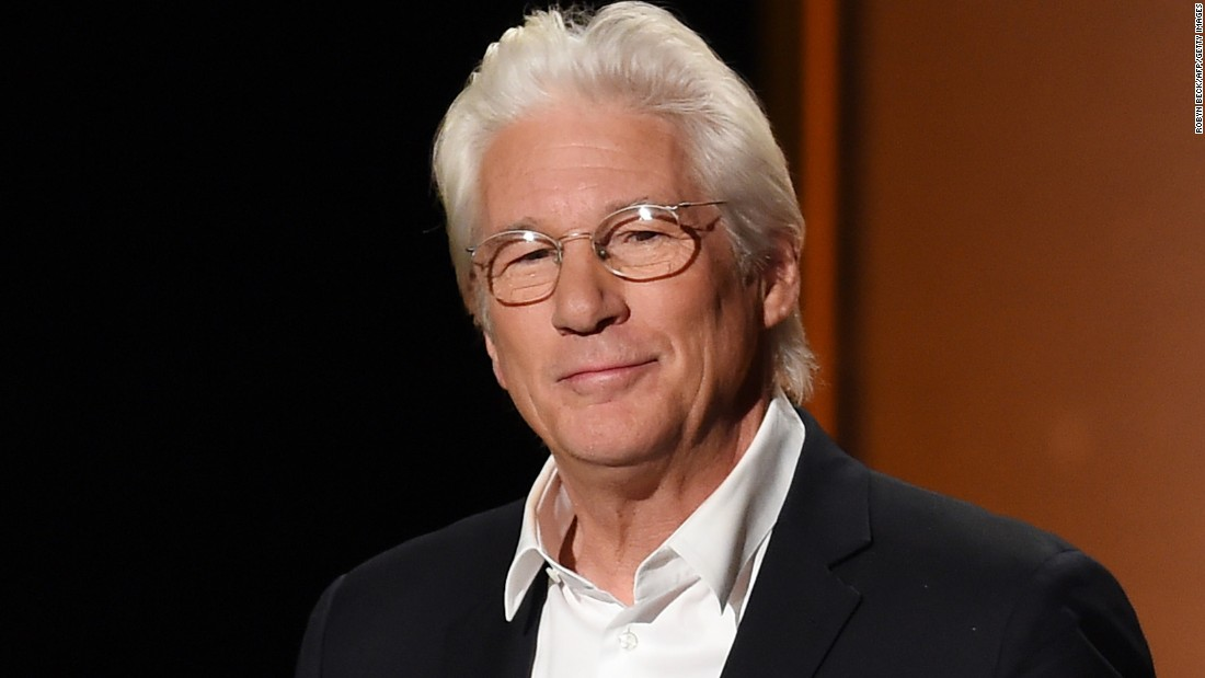 "The star of the film ""Norman"" and an active humanitarian, actor Richard Gere is among the roster of celebrity presenters for this year's CNN Heroes top 10 event."