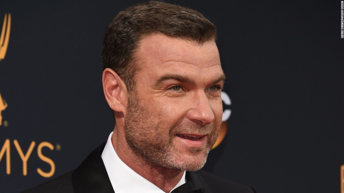"Liev Schreiber, star of the television series ""Ray Donovan,"" joins the gala as a celebrity guest presenter."