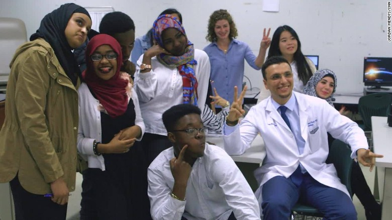 refugee trains students to become doctors jpm orig_00013810