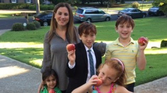 Monica Schulman, a mother of four, was diagnosed with Parkinson's Disease when she was 37.