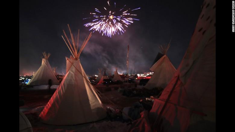 Veterans unite for second deployment to Standing Rock - CNN