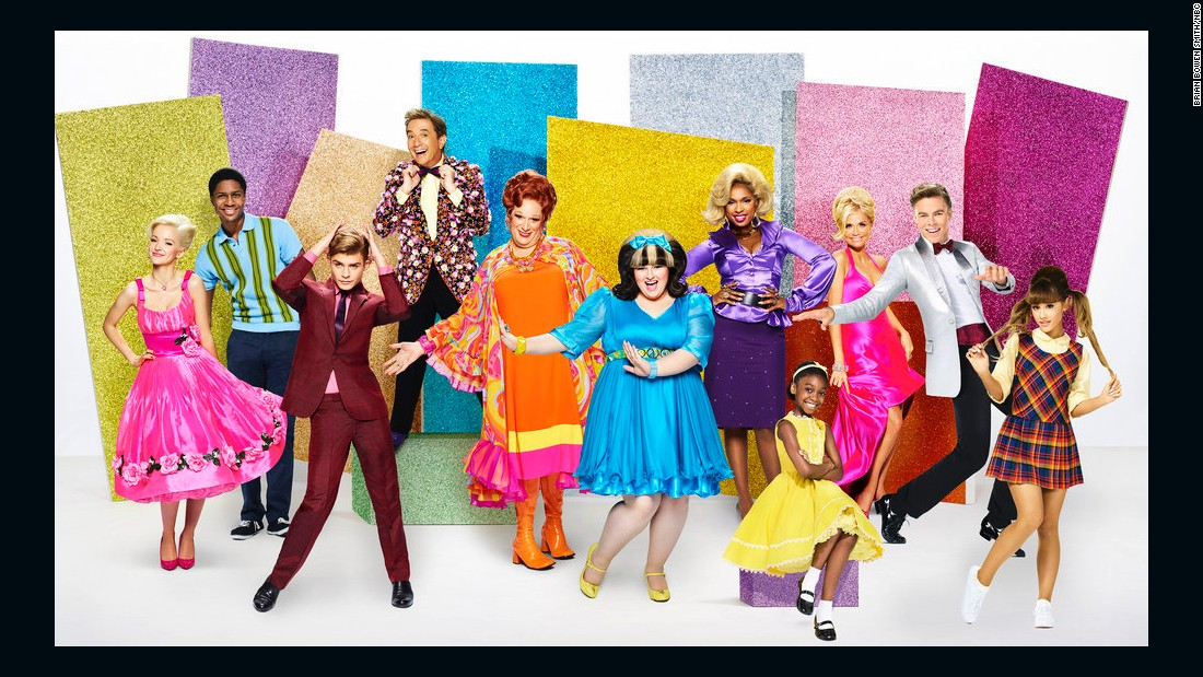 Hairspray Live\' continues a long tradition - CNN